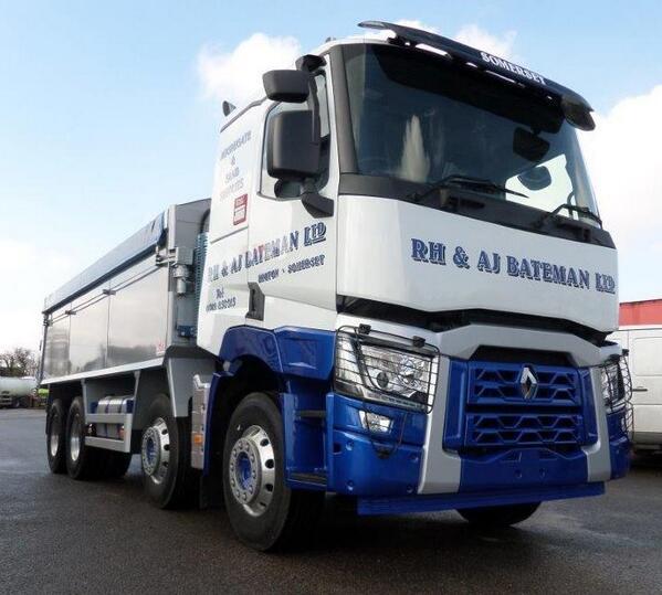 Renault Trucks: Renault Trucks UK @RenaultTrucksUK