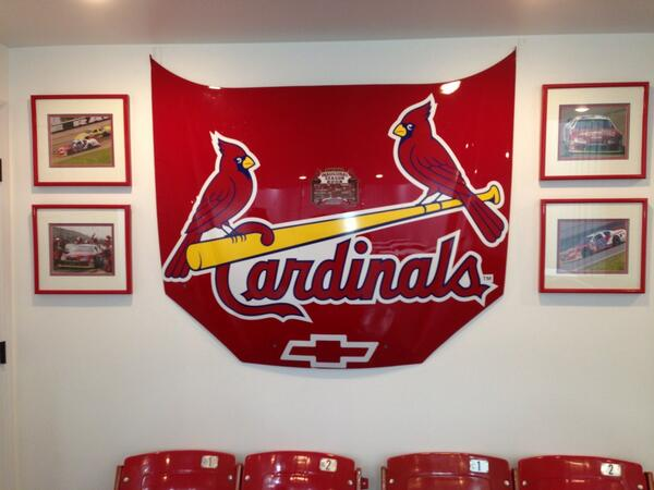 "Today is finally here ""The Boys Of Summer"" GO @Cardinals 11 Time World Champions"