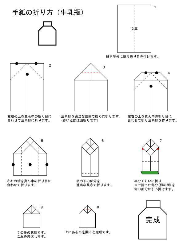 飛行機 折り紙 手紙の折り方 簡単 : twitter.com