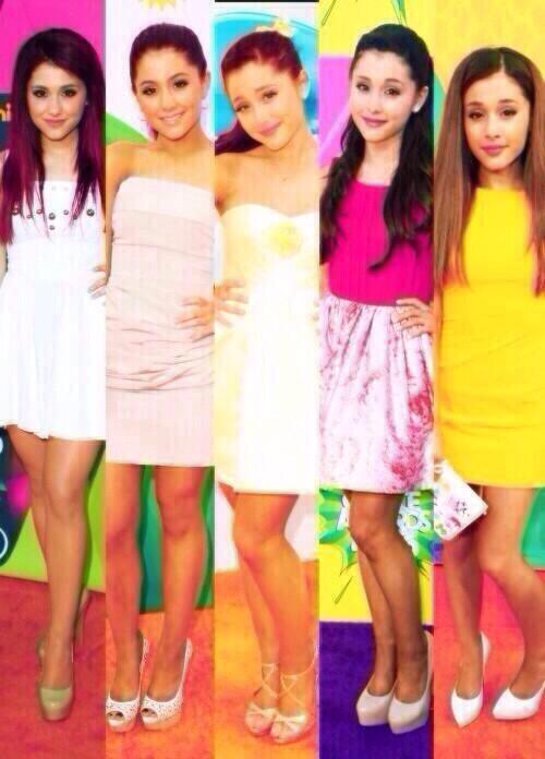 Ariana marie high heels all
