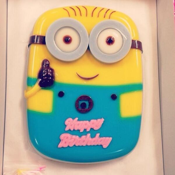 MINIONS on Twitter Happy birthday to my niece