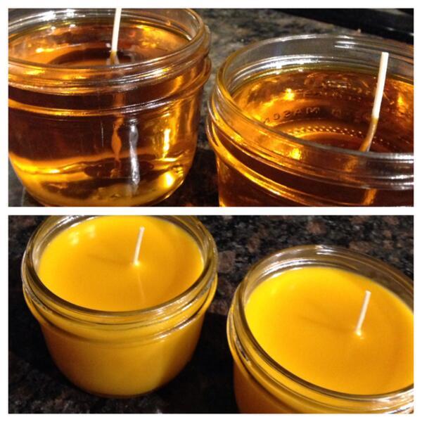 mason jar soy candle kit