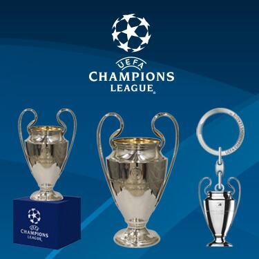 20f460b25 Uefa champions league trophies   keyrings available to buy at our official  online store!