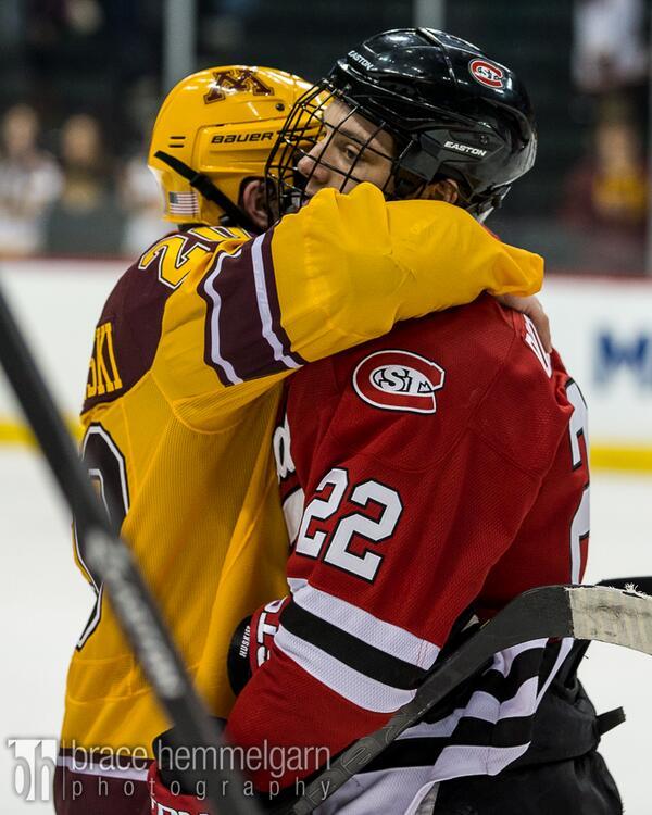 NCAA: Brodzinski Brothers Share Unforgettable Moment In Head-to-head Regional Battle