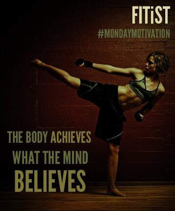 The body achieves what the mind believes. #MondayMotivation http://t.co/Rhrj6eDaJB