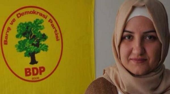Congratulations to Berivan Elif Kilic, child-bride at 15, mother at 16,co-mayor of Kocakoy district #Diyarbakir at 33 http://t.co/KhwHl1L4et