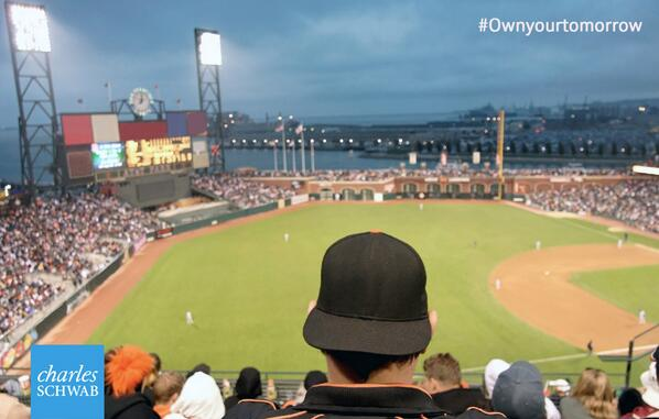 Happy #OpeningDay! RT if you're excited to see your team back on the field. #Ownyourtomorrow ^LT http://t.co/kRDJWREXYQ