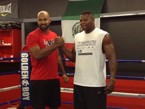 Luis Ortiz Boxer Luis Ortiz Looking to