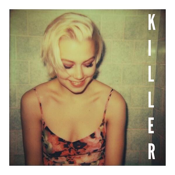 """The lovely  @phoebe_bridgers just released her debut EP """"Killer"""" today. You should get it...  http://t.co/wlWq1XX9nt http://t.co/nXa0YzpyyA"""