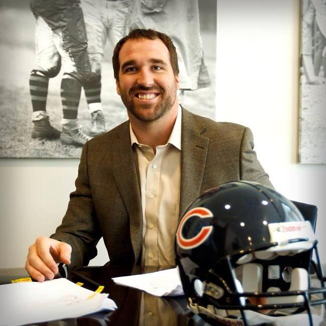Twitter / Sports_Jerk75: Welcome Jared Allen signed ...