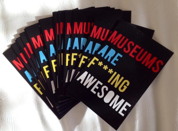 La cultura #digitalinvasion parte dall'Italia e invade i musei USA @InvasioniDigita http://t.co/qLHfTgZvr1 #MWF2014http://t.co/Rickap5BLt