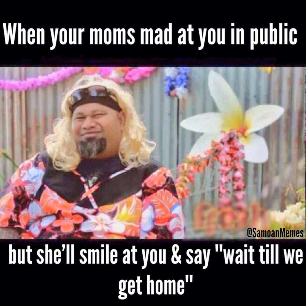 "Samoan Memes on Twitter: ""Is it only my mom that does this ... - photo#23"