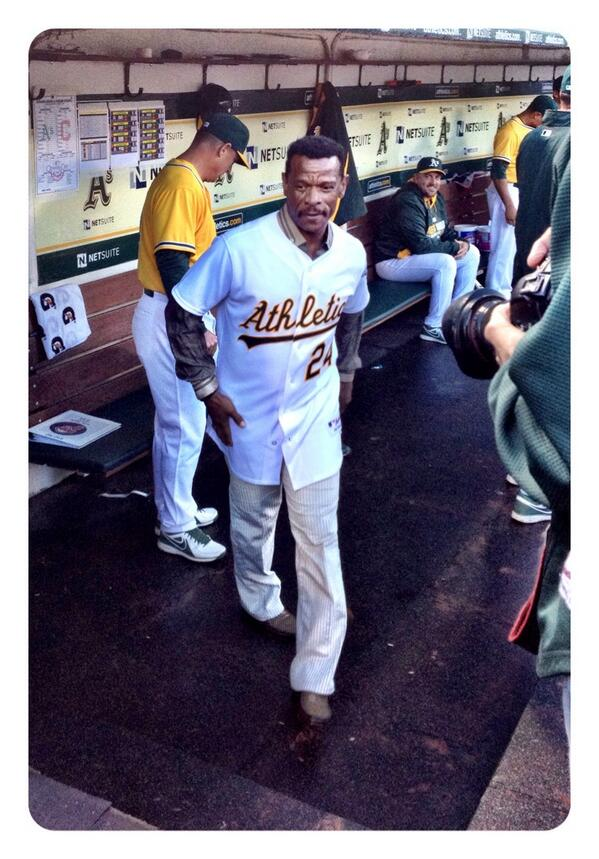Mr. Rickey Henderson. #swagger http://t.co/6xhpSOX2pr