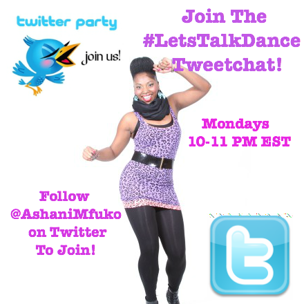 The #LetsTalkDance tweetchat is happening right now! Join the discussion! #dance http://t.co/lekzRndCBU