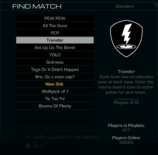Looks like @InfinityWard is back at it again with their April Fools jokes ;) http://t.co/TzJL5LvO29