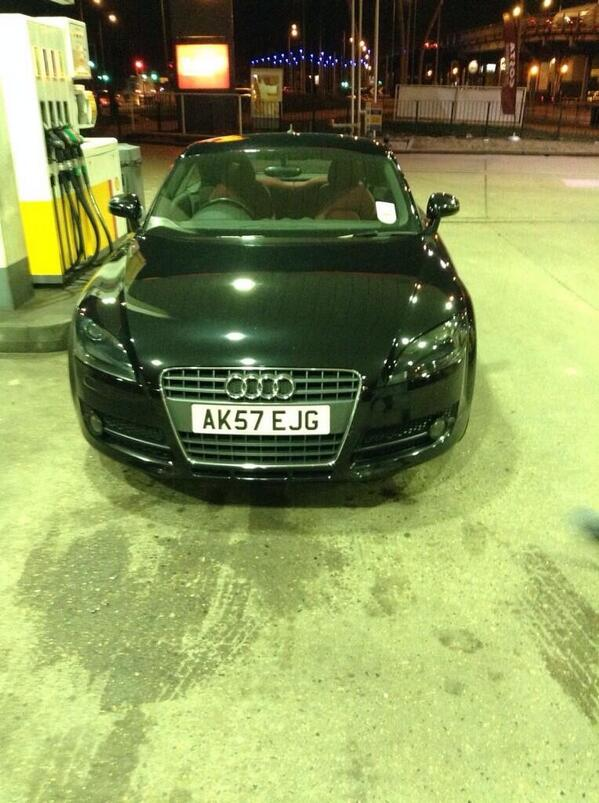 If you see this car anywhere please let me know ASAP. Stolen from Barking & Dagenham area. Please RT http://t.co/JiPDeM6v4I