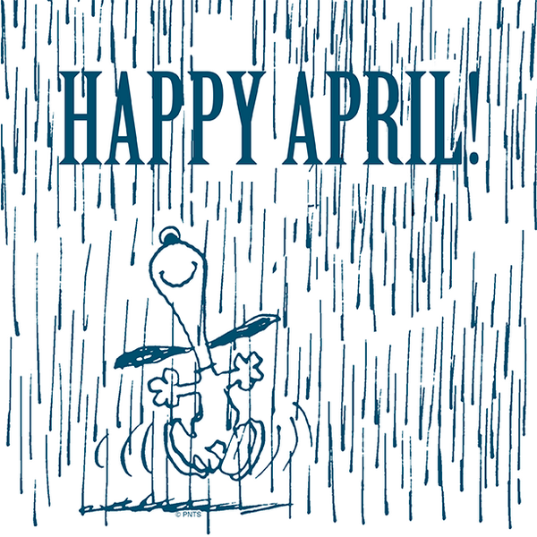 Here comes the April Fool Peanuts parade, Charles M Schulz ...