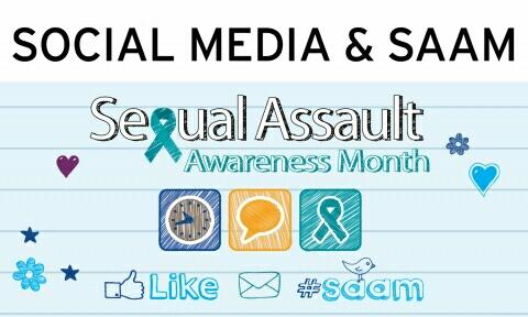 It's Sexual Assault Awareness Month! Did you know #streetharassment is on the spectrum of sexual violence? #saam http://t.co/s4N5UYD5jN