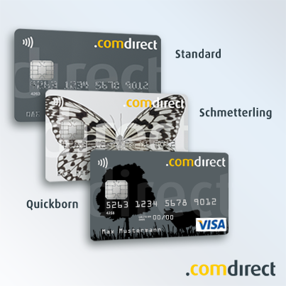 Visa Karte Comdirect.Comdirect Bank Ag On Twitter Ein Stuckchen Quickborn Fur