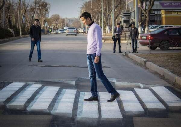 пдд пешеходные переходы доклад