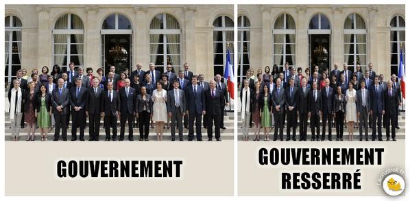 #Exclusivité le gouvernement resserré voulu par François Hollande : http://t.co/XfrId3Qx0r