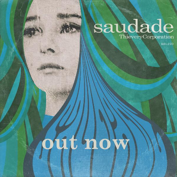 Our new #bossanova inspired album - 'Saudade' - is out now on @iTunesMusic: http://t.co/vpX78T70jW #newmusic http://t.co/OmAEFh1qxy