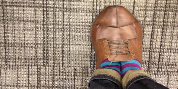 I love #dsw's new Monopod. Style and functionality in just ONE shoe? I am sold #SportTheMono http://t.co/BBcm3d0c1R http://t.co/qO7wQREREc