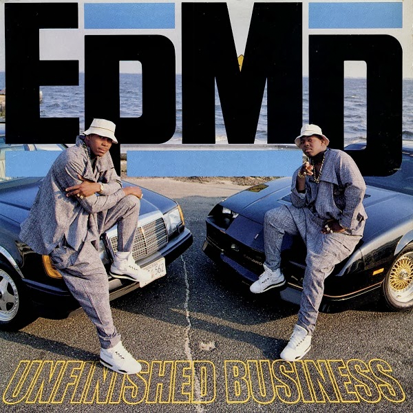 """@GoldenEraHipHop: EPMD released 'Unfinished Business' 25 years ago today. Salute @PMDofEPMD & @iAmErickSermon. http://t.co/KSvQUiex9t"""