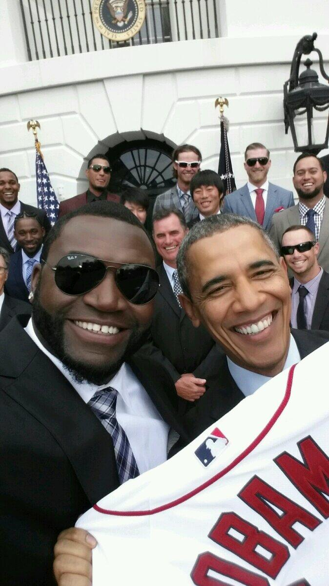 Twitter / davidortiz: What an honor! Thanks for the ...