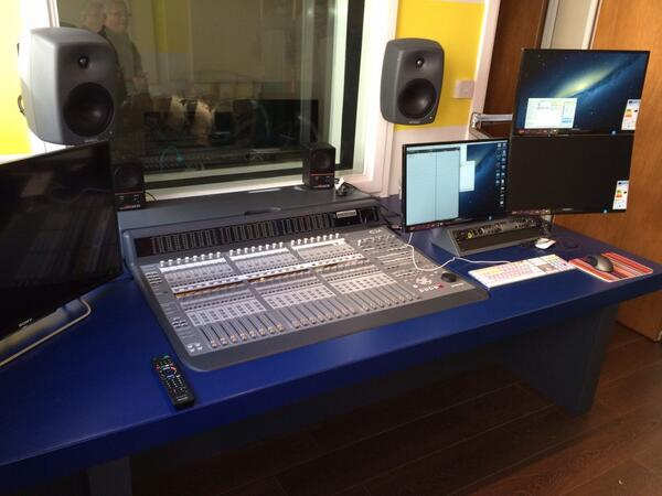Sprcustom Studio On Twitter Custom Made Desk By Sprsound With Avid C24 Built In Gmail Http T Co Dxvp43a27w