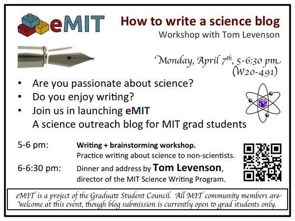 MIT GSC on Twitter: