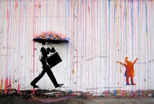 Mural by Skurktur #streetart #art #contemporaryart #norway http://t.co/d1BUPrzN9m