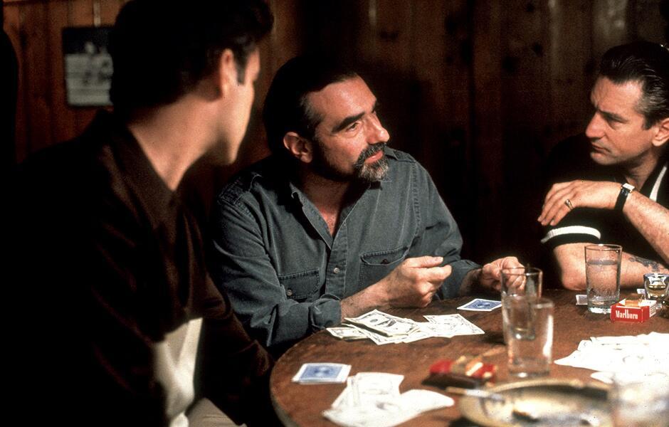 Twitter / FilmHistoryPics: Martin Scorsese, Robert De ...