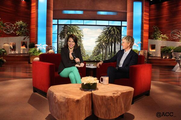#EvilRegals all over the world would like to see @LanaParrilla on @TheEllenShow! http://t.co/DN60S1lhQ6 Spread The word! @fred_diblasio