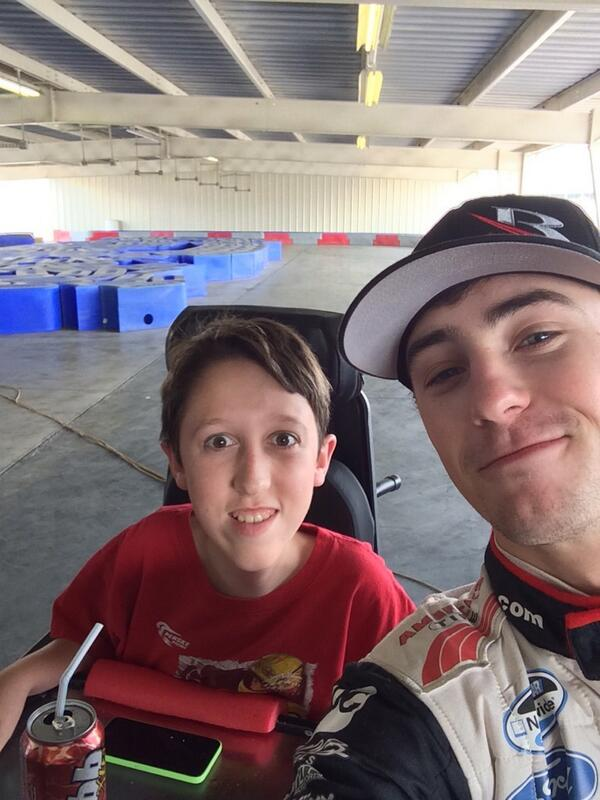 Ryan Blaney Pa Twitter Selfie With My New Buddy Gavin Came To Memphis Today And Hung Out While We Tested Http T Co F0ggp9iqj8 Read twitter from the story instagram ; twitter