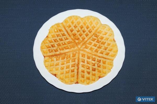 Рецепт тонких вафель для электровафельницы