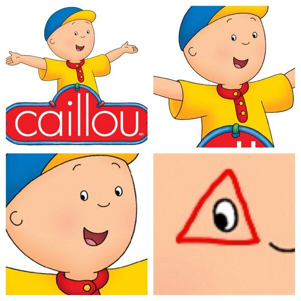 alayna lytle on twitter illuminatbh caillou has been bald for