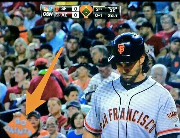 Mlb Memes On Twitter Some Sfgiants Fans Arent Too Bright Gaints