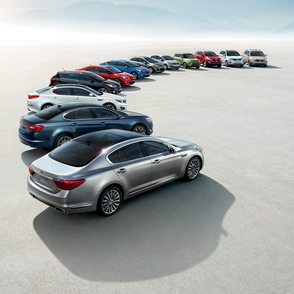 Kia motors america on twitter come meet the whole family for Kia motors usa com