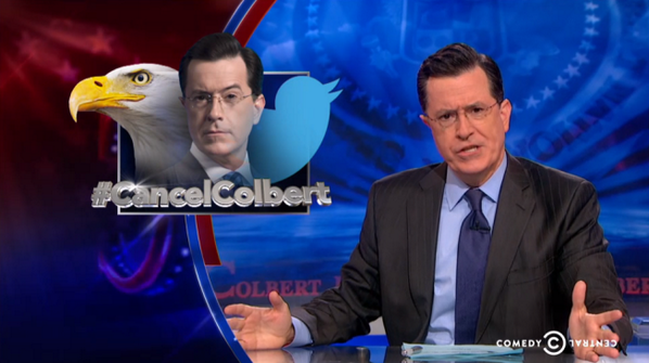 "Colbert declares victory over Twitter activists and #CancelColbert: ""Dark forces"" thwarted http://t.co/9F8O2XX0G0 http://t.co/QMfcGoaLYf"