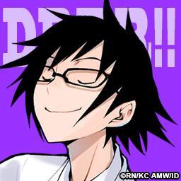 Tvアニメ デュラララ 2 Ar Twitter 新羅の誕生日記念 Twitterアイコンを配布します Drrr Anime Http T Co Ucbru9zyzv