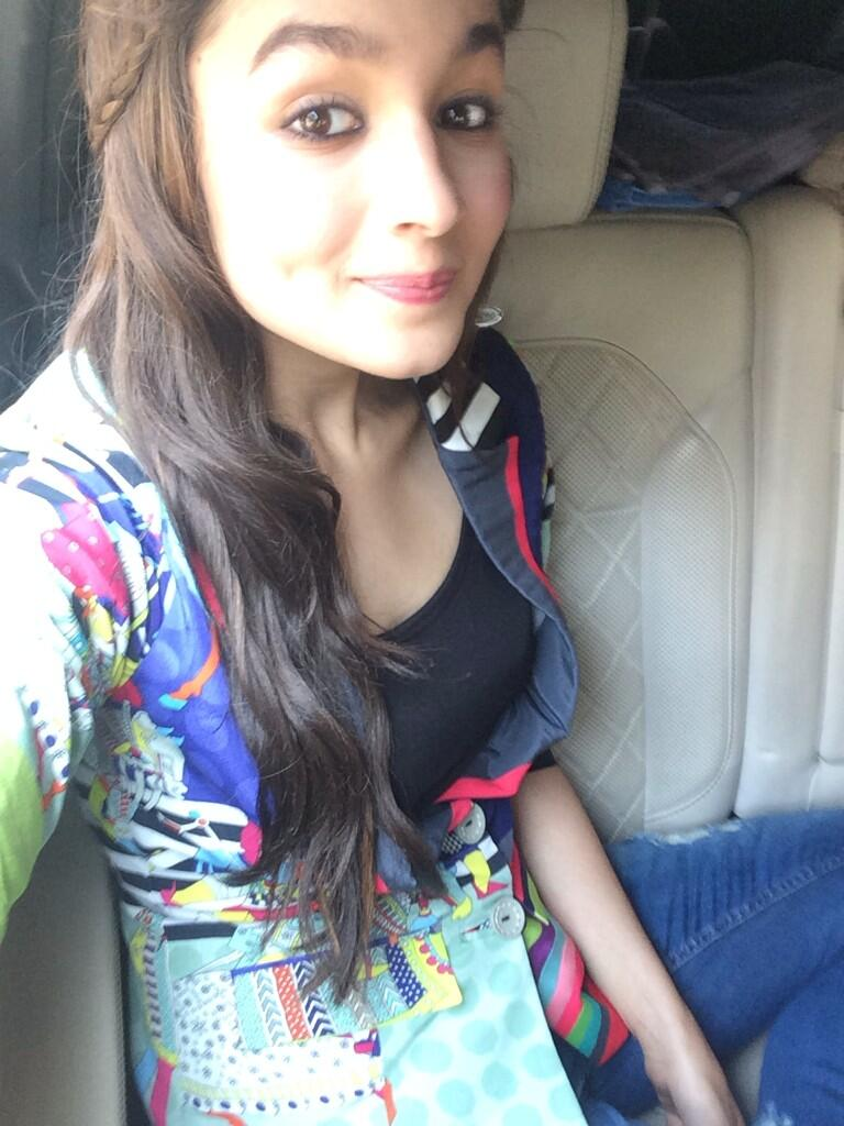 Alia Bhatt On Twitter Quot Feeling Quirky 2states