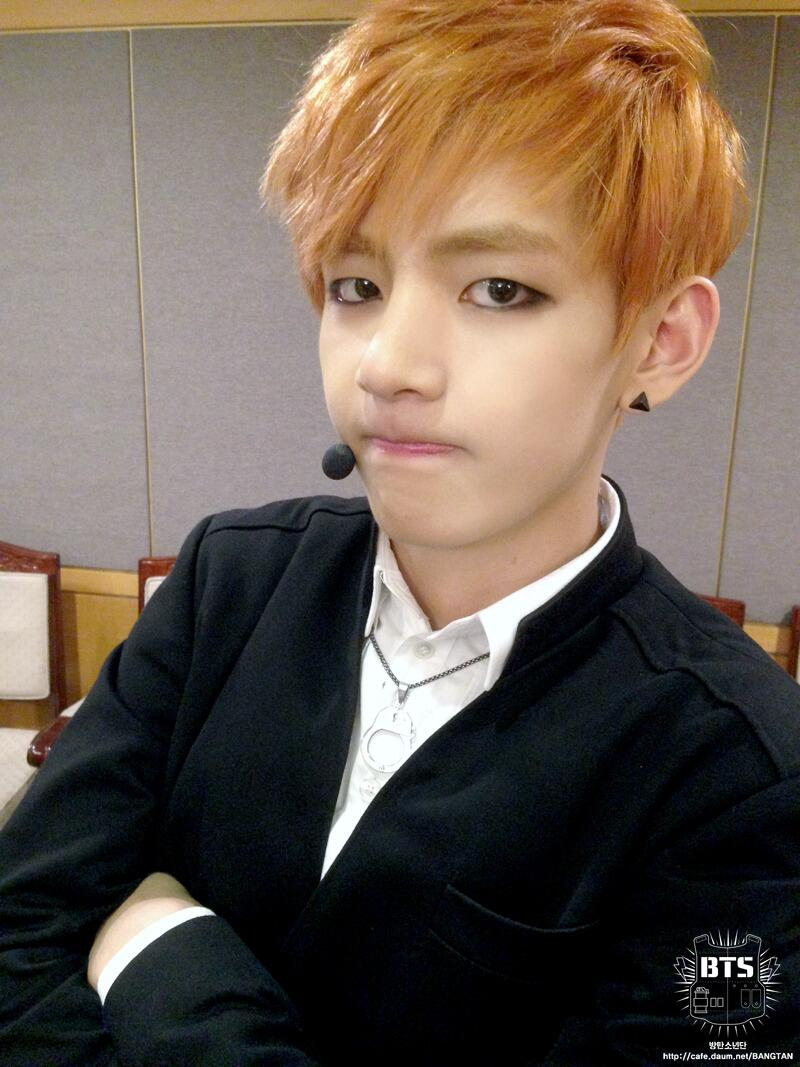 picture  fancafe  bts staff diary   boy in luv comeback pt  1  140402