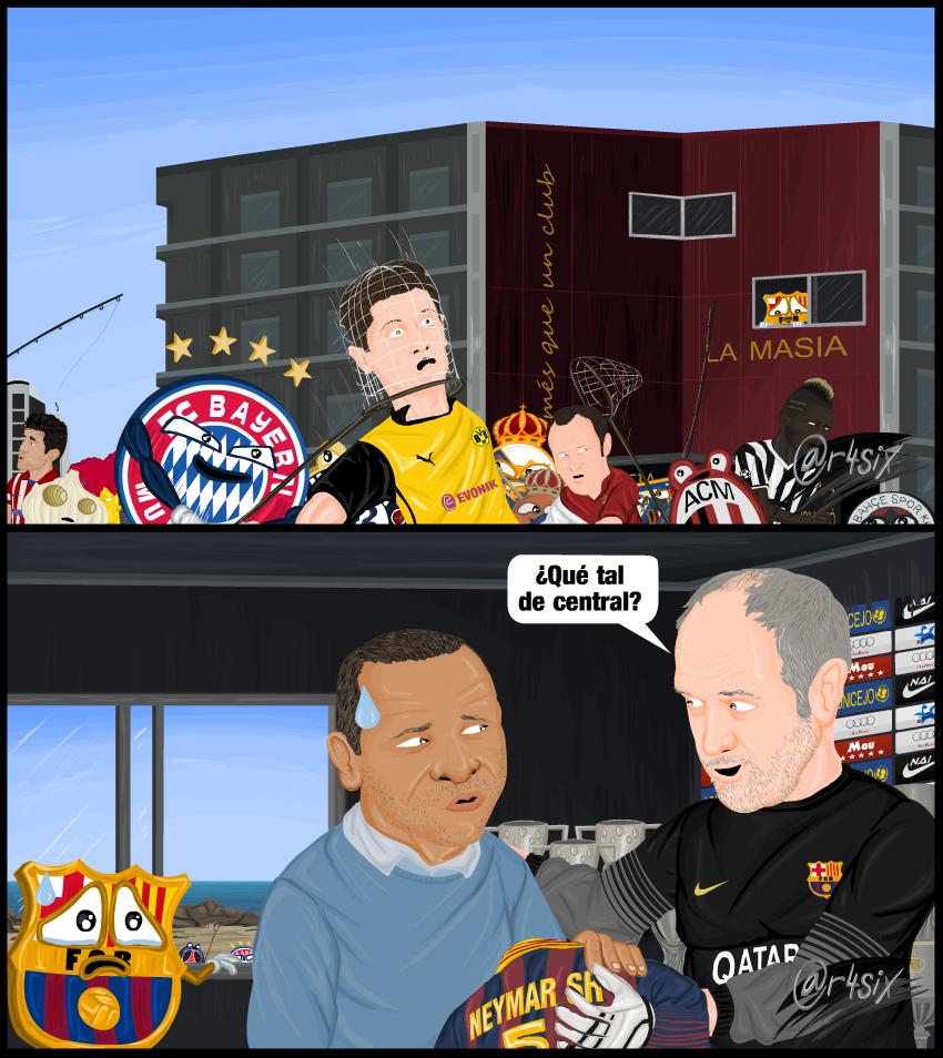FIFA sanciona al Barça - Página 6 BkO8Mb1CUAAnszI