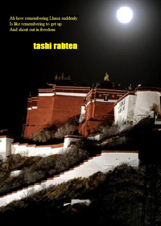 I remember Lhasa  The statues and butter lamps of Tsuglakhang-                   Tashi Rabten-free occupied #Tibet http://t.co/CMnBJ0wDHh