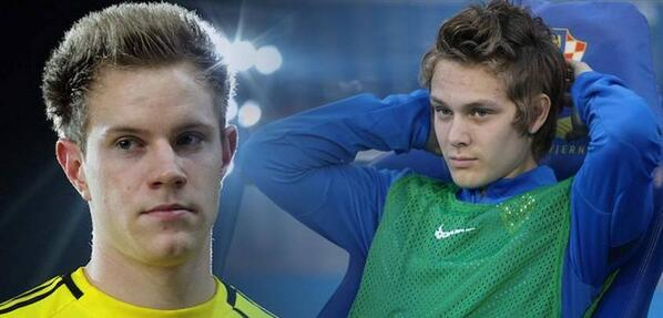 Suspension of Barcelona transfer ban means Ter Stegen & Halilovic signings get the go ahead