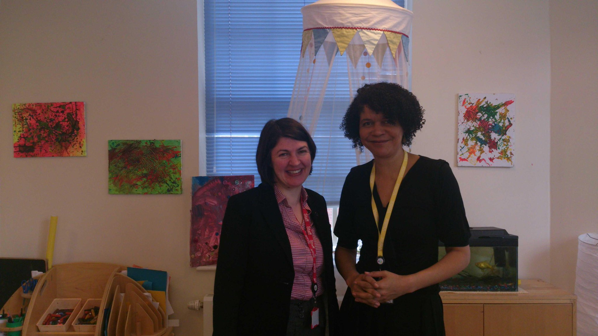 Twitter / ChiOnwurah: Good discussion with ...