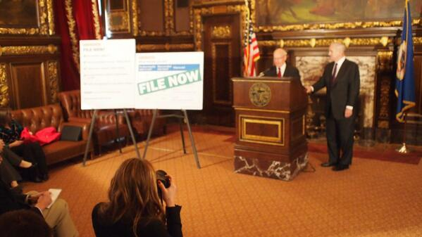 Thumbnail for Minnesota Taxpayers Cleared to File for Tax Breaks