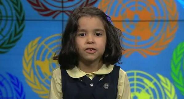 Ban Ki-moon gets special help for his World Autism Awareness Day message – from kids! Watch: http://t.co/kh6Td2unbk http://t.co/rOWlhfxkY6