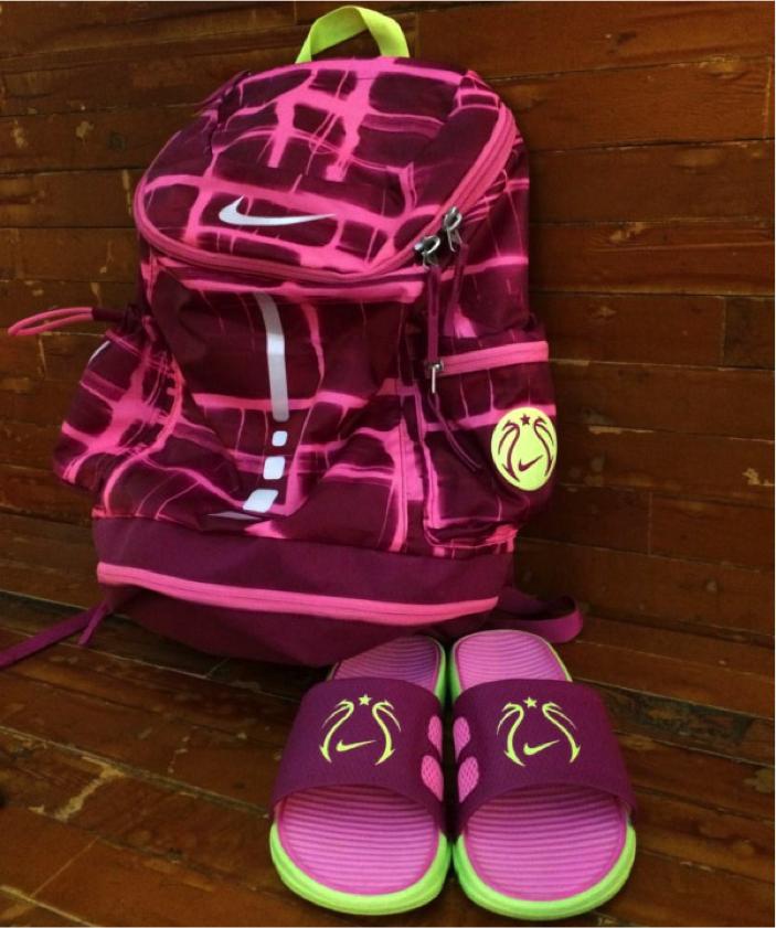 Nike girls eybl on twitter unveiling our girlseybl off for Custom elite com